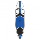 STX Inflatable SUP Boards Freeride Blue 10.6 inkl. Paddle