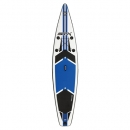 STX Inflatable SUP Boards Race Blue 12.6 inkl. Paddle